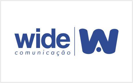 Logo Wide Comunicação